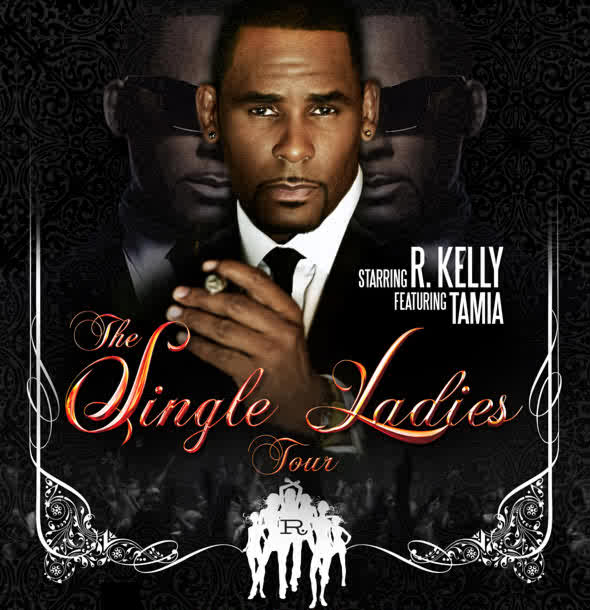 """... : Memphis, TN """"Single Ladies Tour After-Party"""" HOSTED"""" by R. Kelly"""