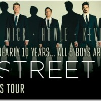 NEW: Backstreet Boys–In A World Like This Tour Preview
