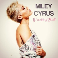 "PREMIERE: Miley Cyrus - ""Wrecking Ball"" 